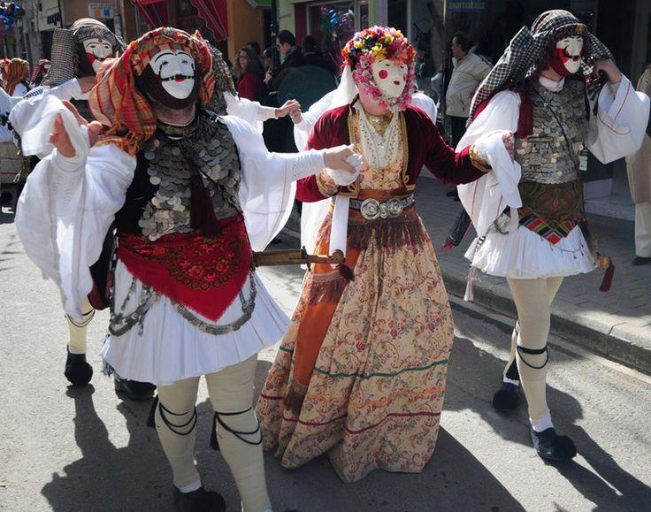 8 πόλεις για το Καρναβάλι