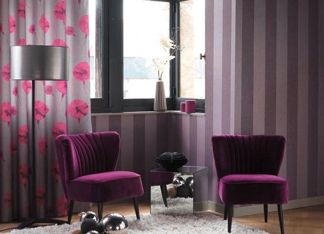 collection divine haute couture prestige luxe discretion raffinement rideaux papier peint. Black Bedroom Furniture Sets. Home Design Ideas