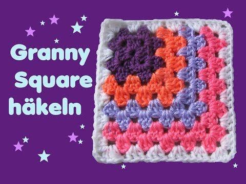 Adventkalender 6 * Granny Square \