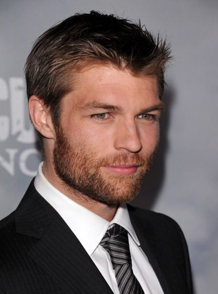 Liam McIntyre attends the premiere of 'Spartacus Vengeance' at ArcLight Cinemas Cinerama Dome on January 18 2012 in Hollywood California