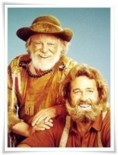"""Grizzley Adams. """"Well, my friend Adams was accused of a crime he (DRAMATIC PAUSE) didn't commit..."""""""