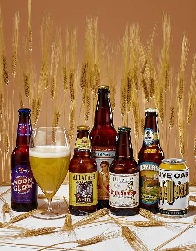"""""""Motley Brew: A Guide to the Various Styles of Wheat Beer"""" via @wsj - Wheat beer is a category so broad you could—and should—spend all summer exploring it. Here's a cheat sheet to the different styles, with recommended bottles to drink now."""