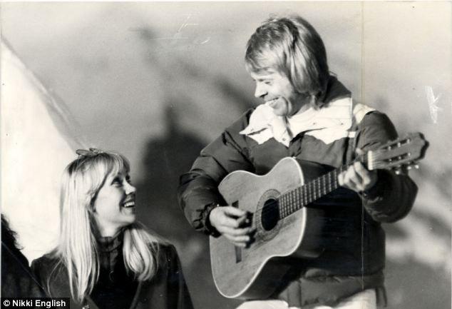 Agnetha & Bjorn Ulvaeus