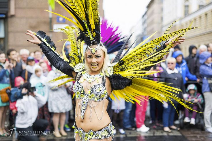 Samba Carnaval - Sambakarnevaali Helsingissä 6.6.2015 - Tuomas ...