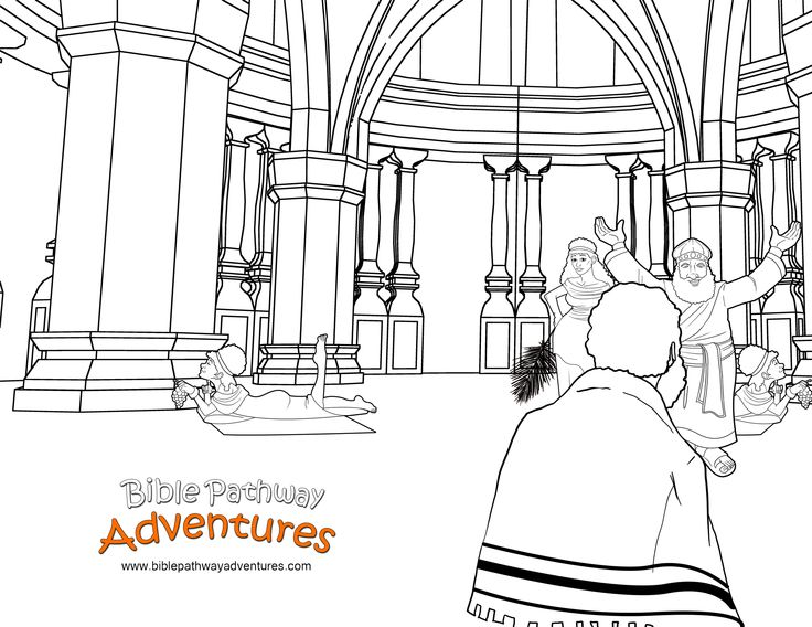 kids crucifiction coloring pages - photo#19