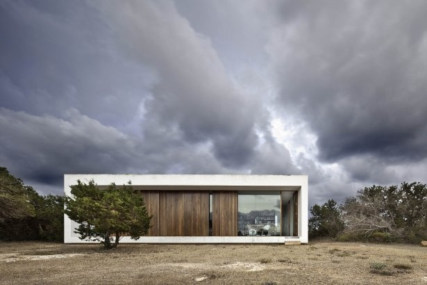 Project - Home – Office in Formentera island - Architizer
