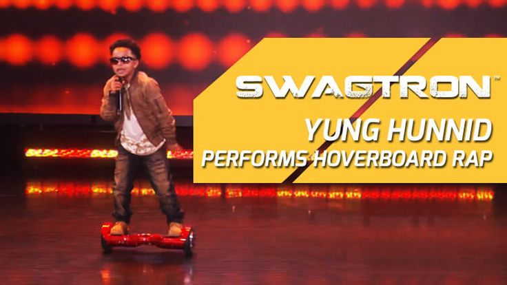 Flashback to The Ellen Show where we saw Yung Hunnid rapping about hoverboards ON TOP of a hoverboard! 😎😁 https://swagtron.com/6-year-old-rapper-yung-hunnid-performs-hoverboard-rap-on-the-ellen-show/?utm_content=buffer58fa4&utm_medium=social&utm_source=pinterest.com&utm_campaign=buffer