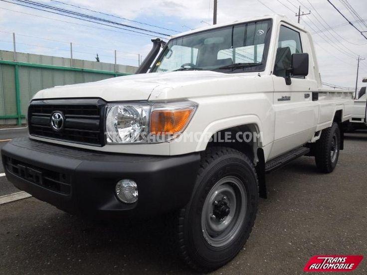 RHD - Pick-up Toyota Land Cruiser 79 Pick up 4.2L HZJ79 RHD 4X4 Brand new (To sale)