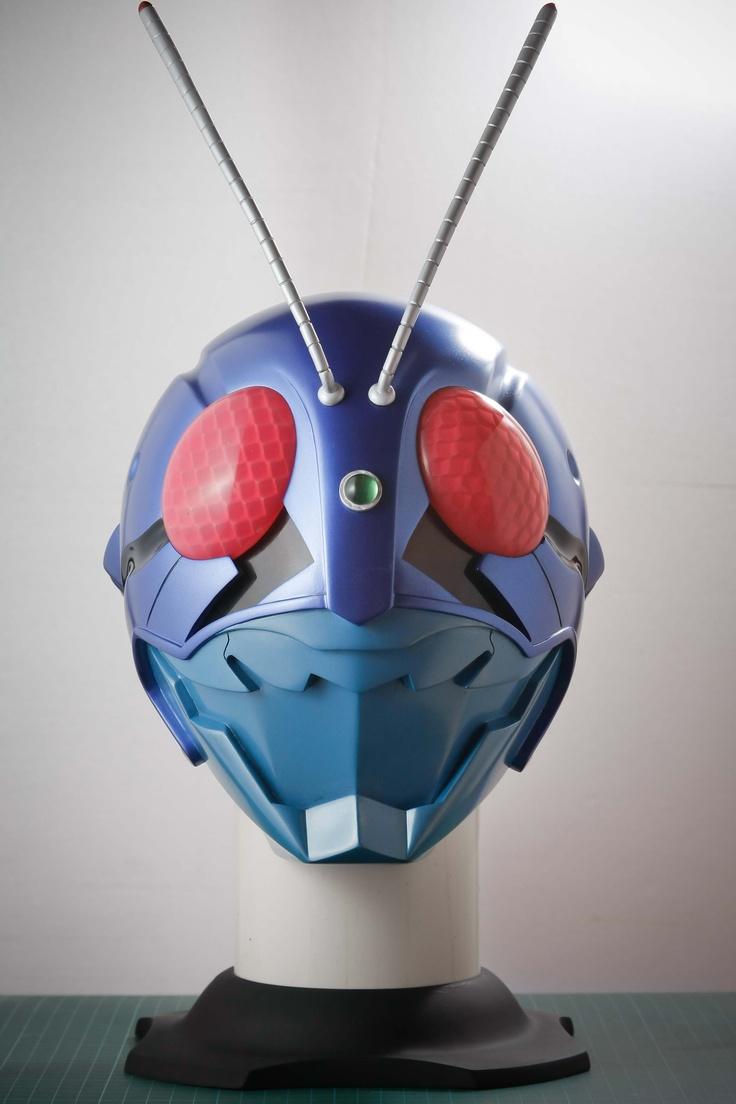 Kamen rider the first! ichigo