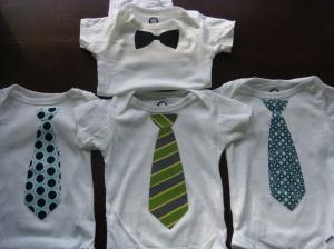 Baby Formal Wear applique pattern here