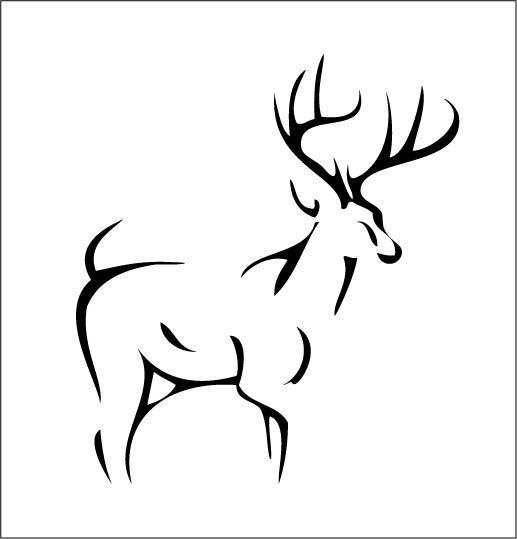 ... Zeichnung   Tattoo Ideen   Pinterest   Reh Tattoos und Hirschtattoo