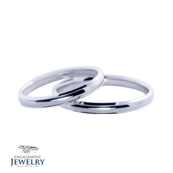 Set verighete cu Diamant UNR-VEG-013