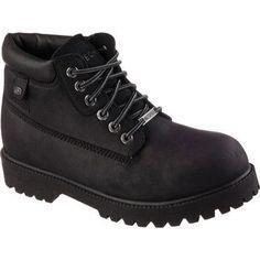 Skechers Men's Boots Sergeants Verdict Waterproof Oiled Smooth