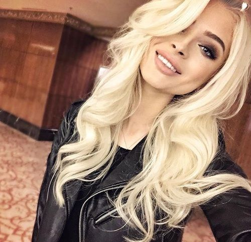 Blonde hair sex