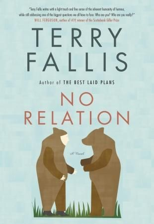 No Relation, by Terry Fallis (Douglas Gibson Books) http://www.randomhouse.ca/books/234534/no-relation-by-terry-fallis?isbn=9780771036163