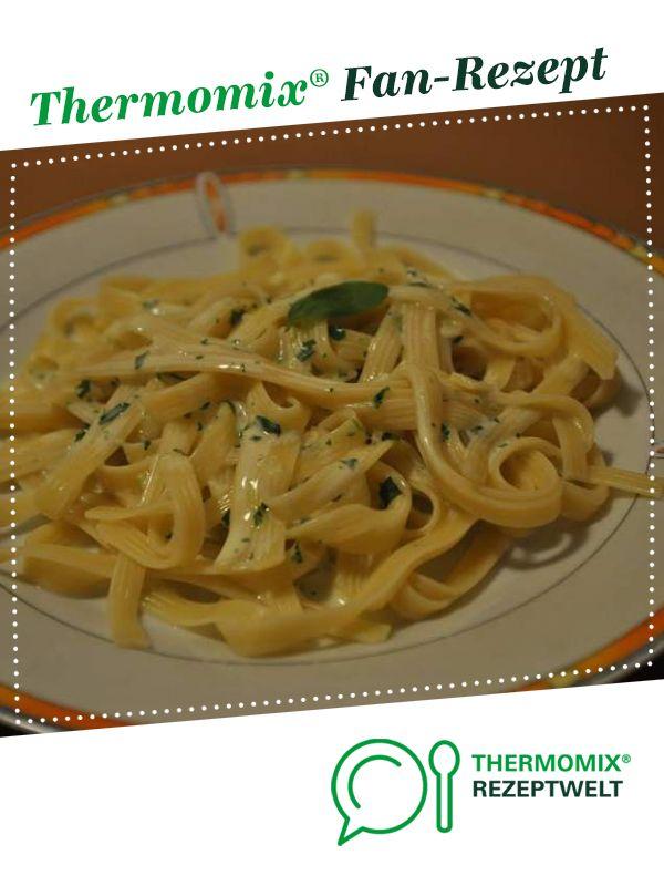 Pasta Quattro-Formaggi (Vier-Käse-Soße) von Missy Freckles. Ein Thermomix ® Rezept aus der Kategorie sonstige Hauptgerichte auf www.rezeptwelt.de, der Thermomix ® Community.