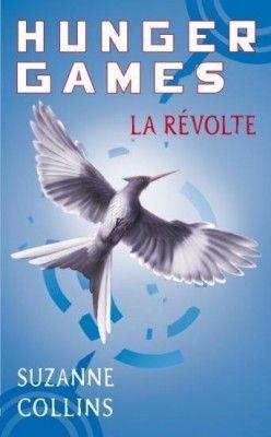 Love ce livre, dernier tome de Hunger Games, sniff.. ( enfin ici ça se termine bien n'est-ce pas un certain livre... )
