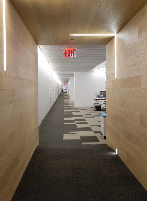 Bentley Prince Street Installation by Consolidated Carpet at Aegis Media