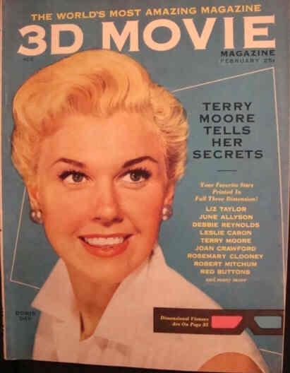 Doris Day- 3D Movie