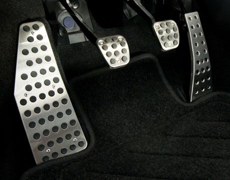 Riding with your foot on the brake pedal will not only wear out brake pads (which will cost you at the maintenance shop) but can also increase gas consumption by as much as 35%.  Cost Savings: 70 cents per gallon.  - GoodHousekeeping.com