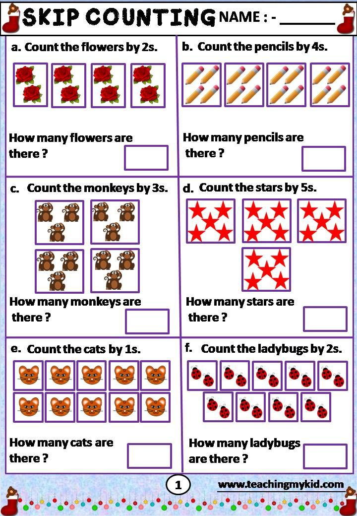 2nd grade worksheets skip counting in this worksheet kids will count and write the correct. Black Bedroom Furniture Sets. Home Design Ideas