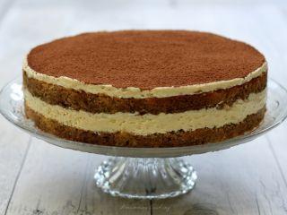 Le tiramisu en version gâteau