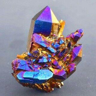 Armonía en los minerales.