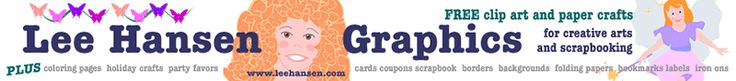 All kinds of goodies here, from coloring pages to scrapbook stuff, games, seasonal printables & more.