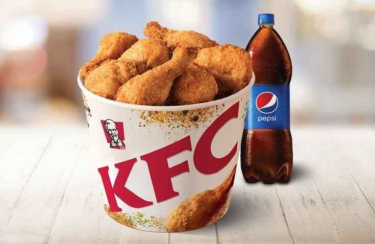 Buckets | KFC Jamaica in 2020 | Kentucky fried chicken ...