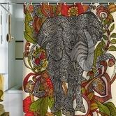 Found it at Wayfair - Valentina Ramos Bo The Elephant Shower Curtain