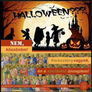 """Szilveszter Barát Blogja: """"Imádom ezt a hagyományt…""""- A Halloween valóban sz..."""