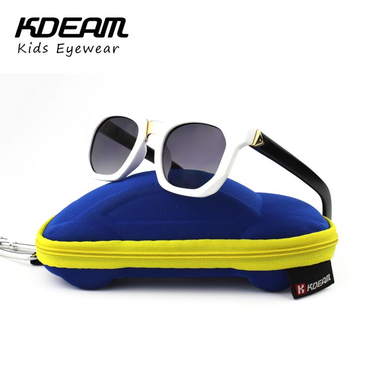 $8.79 (Buy here: https://alitems.com/g/1e8d114494ebda23ff8b16525dc3e8/?i=5&ulp=https%3A%2F%2Fwww.aliexpress.com%2Fitem%2FKDEAM-High-Quality-Oversized-Flat-Girls-Sun-Glasses-Fashion-Colorful-Shades-Square-Sunglasses-Kids-Outdoor-UV400%2F32702695734.html ) High Quality Kids Sunglasses Children Sun Glasses UV400 Baby Vintage Eyeglasses Outdoor Mirror oculos de sol infantil With Box for just $8.79