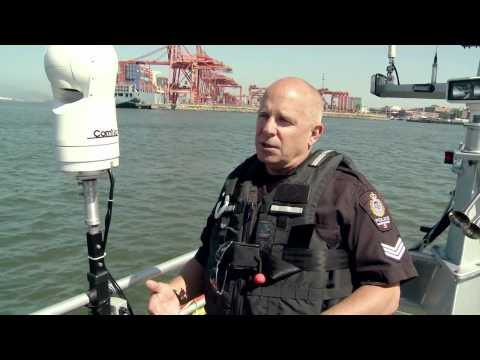 Learn about the VPD Marine Unit as Telus TV tags along for a day.