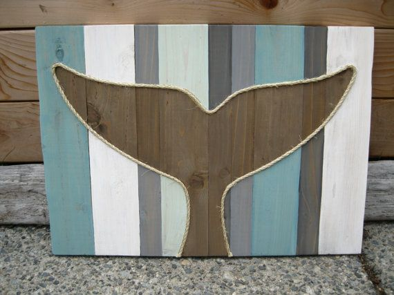 Hey, I found this really awesome Etsy listing at https://www.etsy.com/listing/247998448/whale-tail-whale-decor-rustic-home-beach