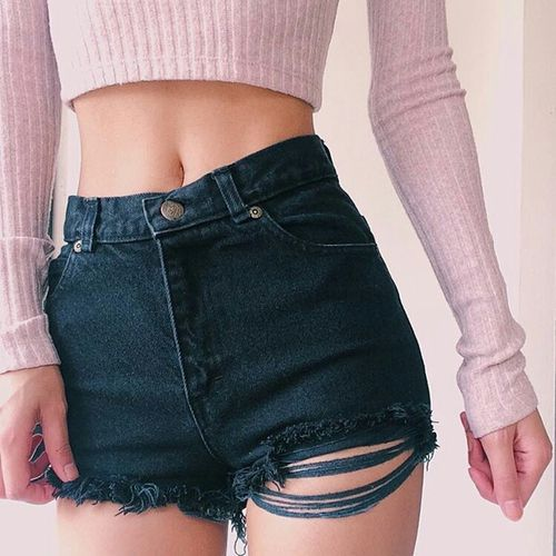 Imagem de girl, pink, and style