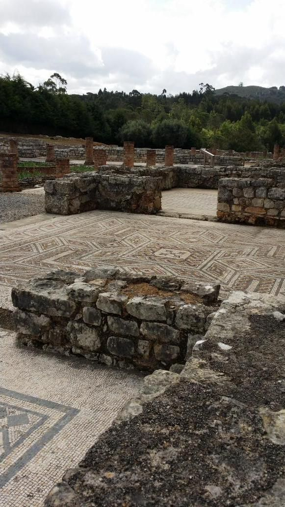 Roman ruins - Conimbriga, Portugal