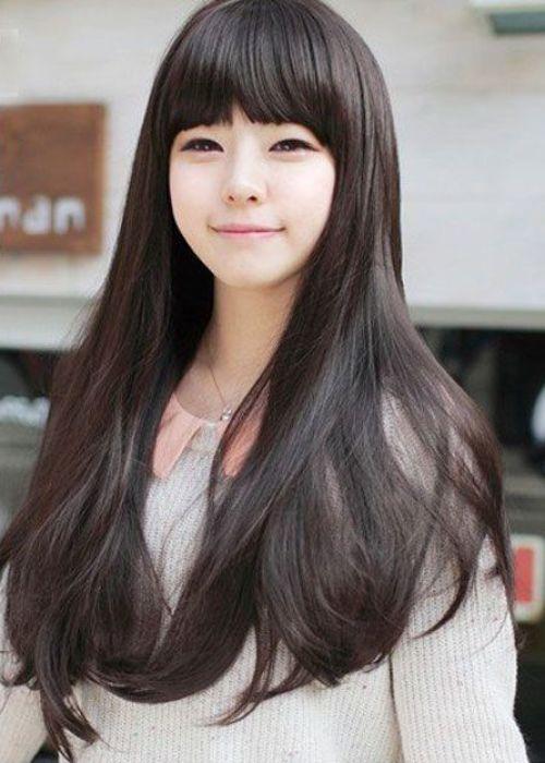 1000+ ideas about Asian Hairstyles Women on Pinterest ...