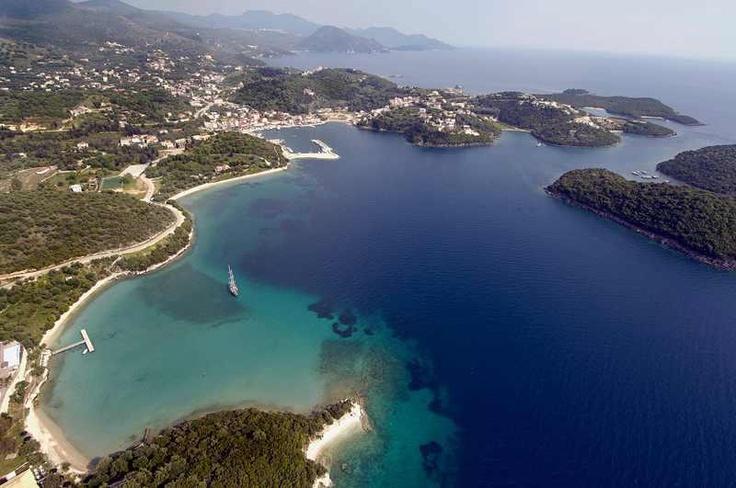 sivota hgoymenitsas - Greece