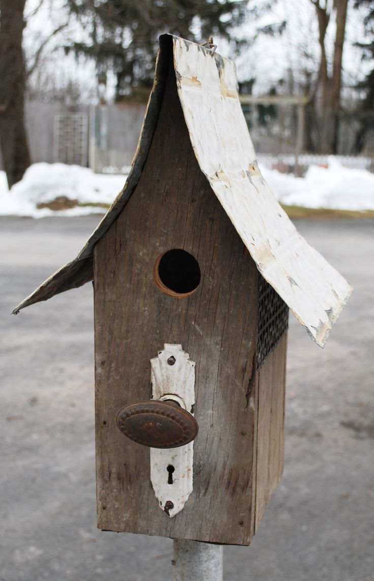 Rustic Birdhouses 82 Best Birdhouses Images On Pinterest