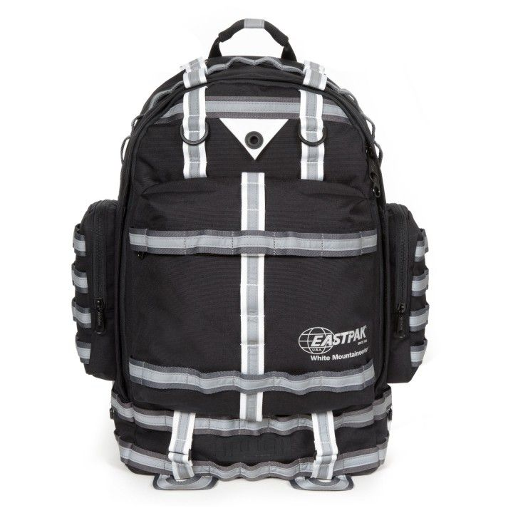 White Mountaineering Killington Black In 2019 Black Backpack