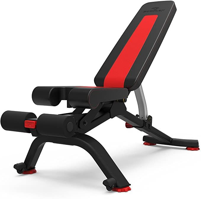 Bowflex Selecttech Adjustable Bench Series In 2020 Bowflex Weight Benches Adjustable Weight Bench