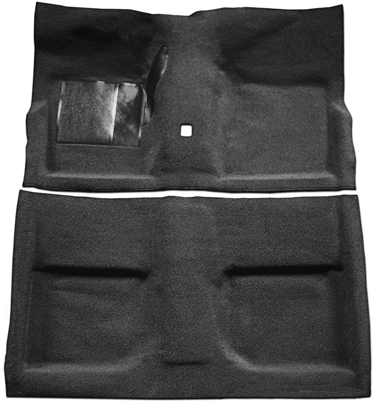 Almost nothing can freshen up the interior of your #Mustang more than installing new carpet. This premium ACC mass back carpet is manufactured by the top automotive carpet company and comes pre-molded for an easy installation  [CLICK]