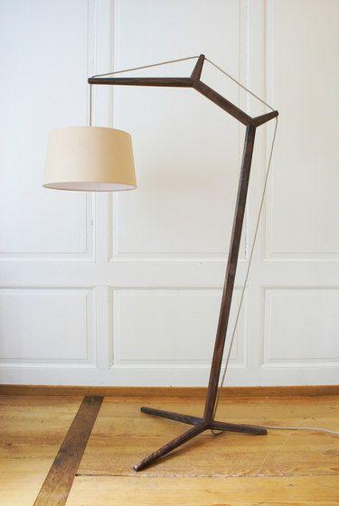 Éclairage général | Luminaires sur pied | PUU floor lamp. Check it out on Architonic