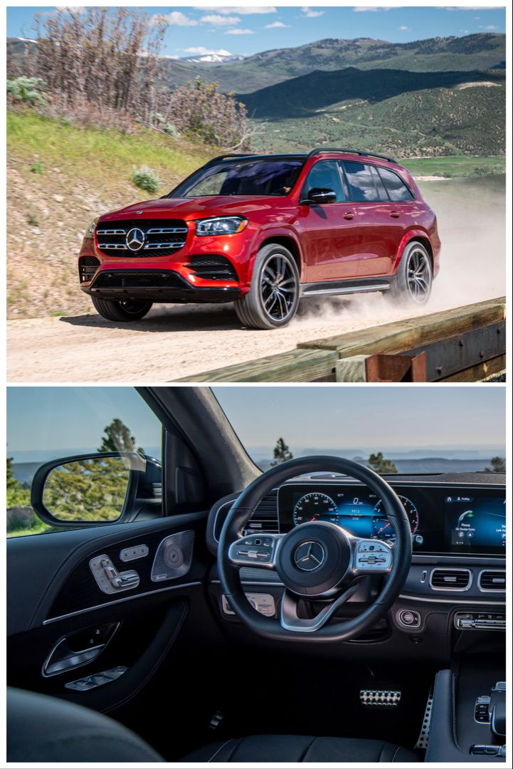 2020 Mercedes Benz Gls First Drive Review Class Act With Images