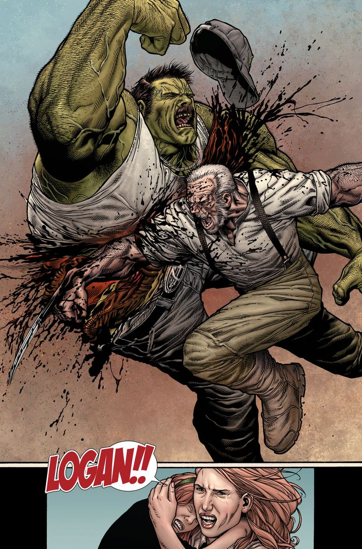 Wolverine: Old Man Logan (2011): Chapter 1 - Page 16