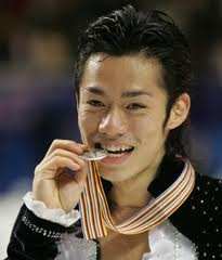 Daisuke Takahashi - figure skater