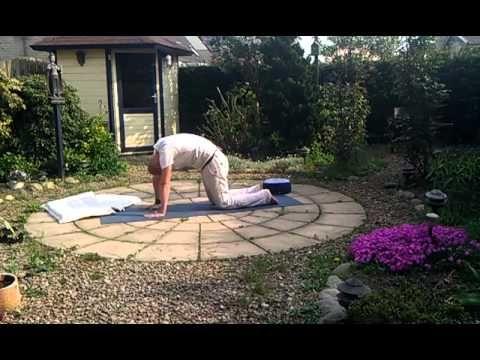 Lage rugpijn: Yoga en andere oefeningen