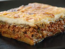 Μουσακάς με ψητά λαχανικά στο γκριλ - πιο ελαφρύς και ζουμερός δεν γίνεται! | TasteFULL - Mousakas
