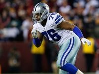 Greg Hardy arrested for possession of controlled substance
