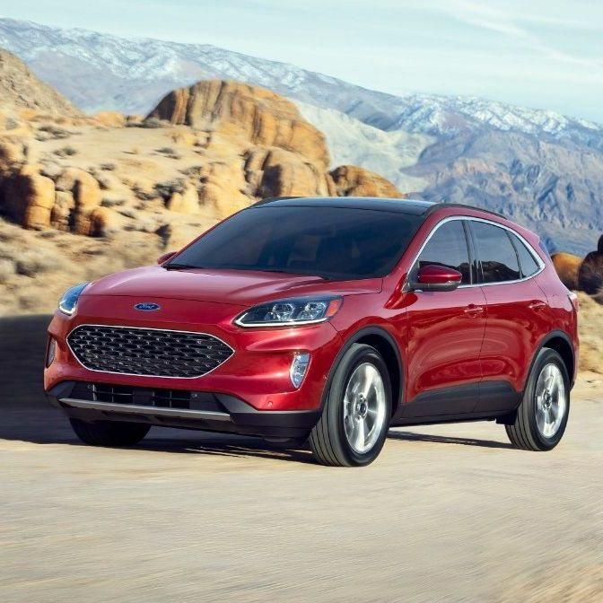 Ford Recently Kicked Off A New Ad Campaign Featuring The Re Imagined 2020 Ford Escape Emphasizing The Escapes Space New Driver In 2020 Suv Ford